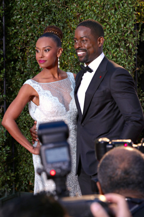 Pics Naacp Imageawards Red Carpet Moments Terry Crews